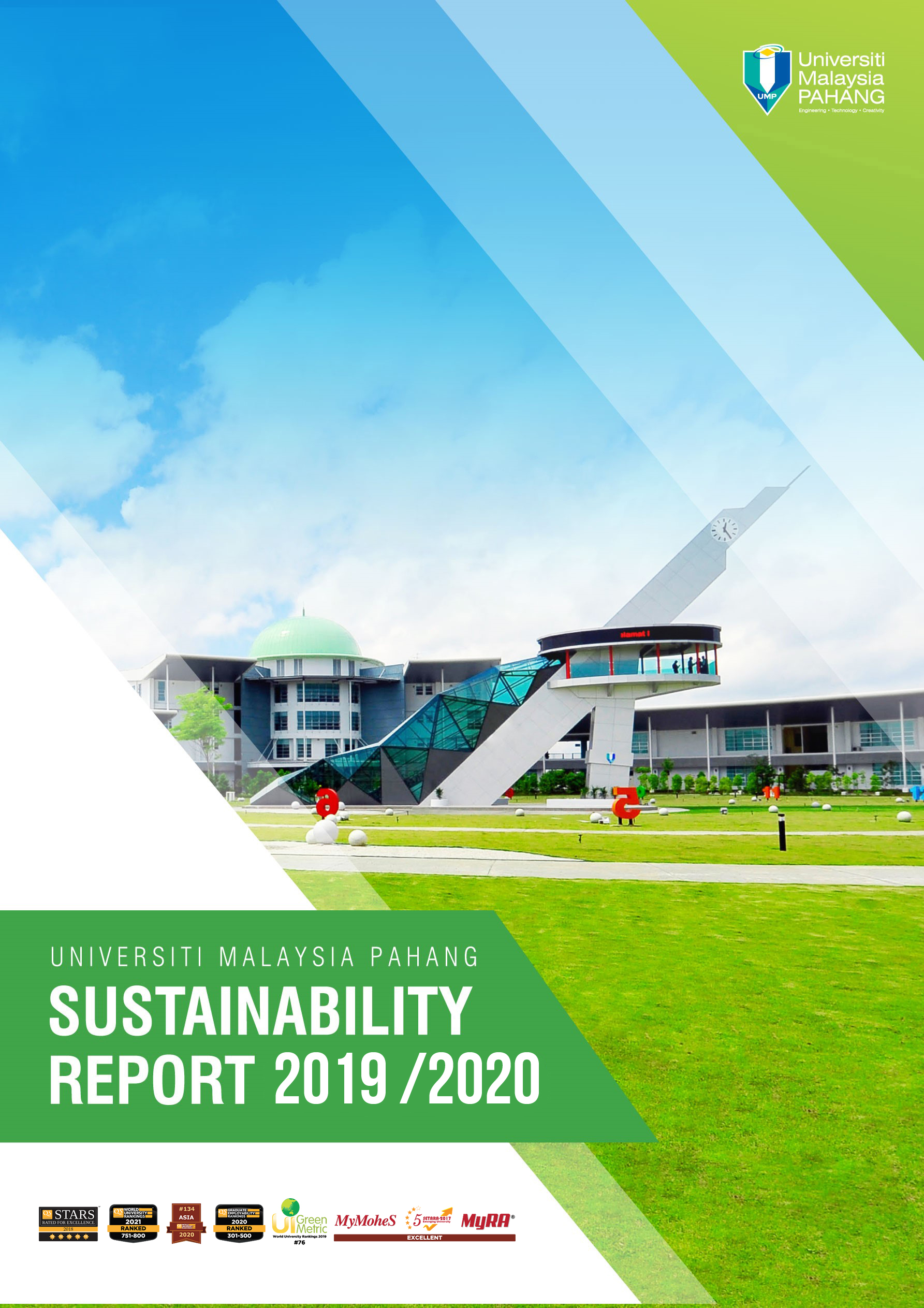 UMP SUSTAINABILITY REPORT 2019/2020